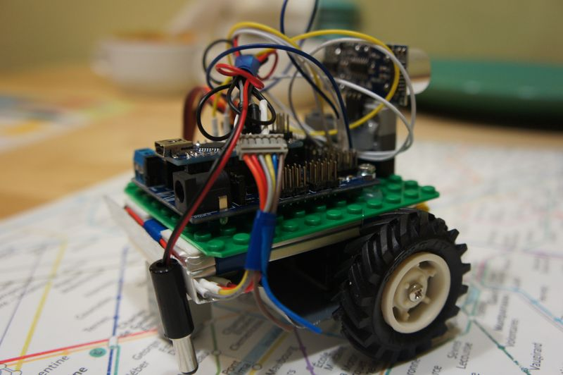 Arduino Based Security System using GSM PIR