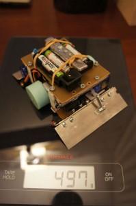 Проект 8 сумобот для соревнований в МГУПИ 24.11.2012