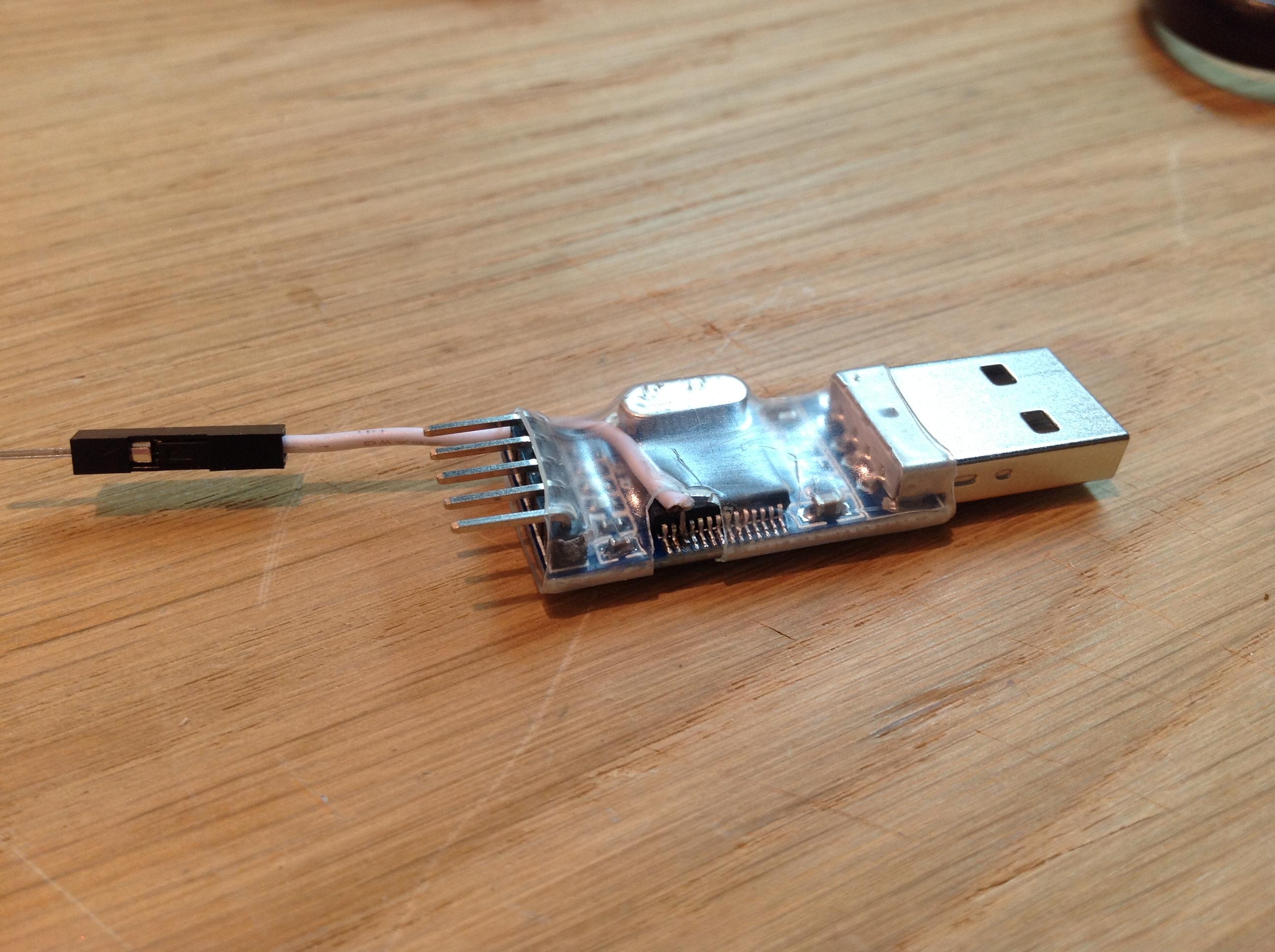 Загрузка arduino pro mini с использованием pl hx usb