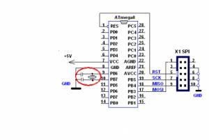 Программируем ATmega8 используя Atmel Studio и USBASP