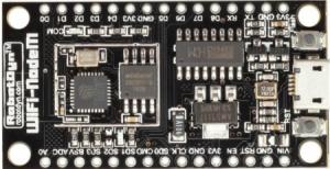 WiFi NodeM ESP8266 + DAC MCP4921