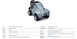 AWS DeepRacer – проект для разработчиков автономных автомобилей от Amazon